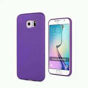 Brilliant Style Samsung S7 Case Cover, Samsung Galaxy S7 Ultra Thin Soft TPU Silicone Gel Back Case (Purple) Cover Skin