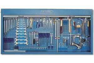 Gedore Armoire à outils + assortiment de crochets 6619100
