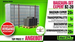 Construction Kit Clôture Expert BZ–20