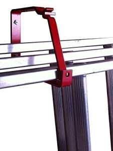 Ladders-Online Fixations murales pour échelle Permettent de conserver une échelle en sécurité Pour la plupart des échelles doubles ou triples