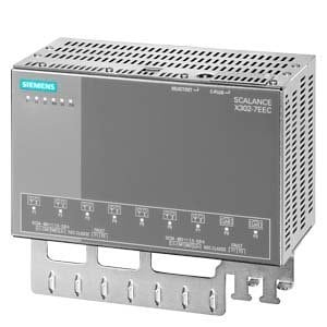 6 gk5302–7 gd00–3ea3 de scalance X302–7eec Managed IE Switch, Compact 2 x 10/100/1