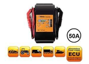 Beta 1498/50a Electronic Multipurpose chargeur de batterie, 12V