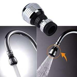 boldion (TM) multifonction Robinet de cuisine Robinet d'eau Mousseur vous permet Ranger Accessoires Filtre en maille dans le monde entier