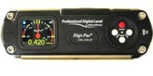 Digi-Pas DWL3500XY Bluetooth (0.001?)-Niveau digital inclinom?tre de pr?cision 2 axes