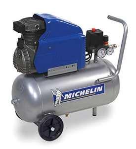 MICHELIN GB24 Compresseur Coaxial Huile 2 CV 24 L