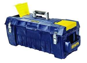 Irwin 26 inch Structural Foam Toolbox by Irwin