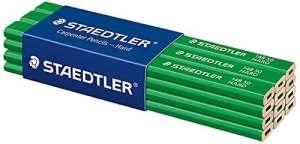 Staedtler pour crayons de charpentier (Lot de 12)