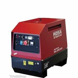 Mosa–Générateur groupe électrogène GE 7000SX/ga Mosa 6.5kVA