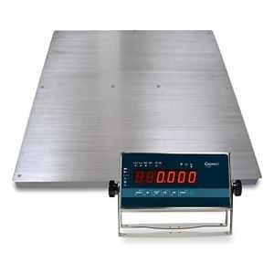 Balance de cuisine 4cellules valable pour Métrologie légale baxtran bgi 1200(1500kgx500g) (120x 120cm)