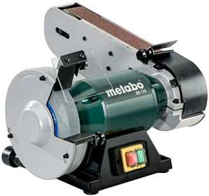 Metabo 601750000 Ponceuse à ruban combinée BS 175 (Import Allemagne)