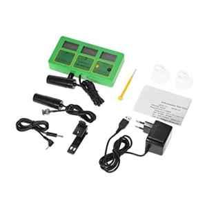 Qotone 4 en 1 PH RH EC-213 Temp Multiparamètre Qualité de L'eau Testeur Numérique LCD Tri-Mètre Qualité de L'eau Testeur