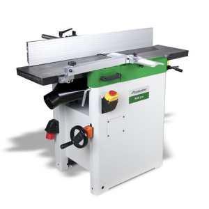 Holzkraft Rabot combinée à fil et épaisseur adh310–Dimensions Table fixe 605x 330mm