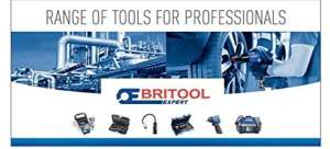 E231103 BRITOOL 3/4 DRIVE COMPACT AIR IMPACT WRENCH KIT