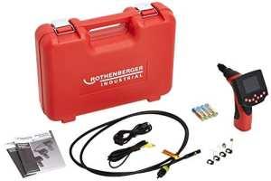 Rothenberger Industrial 1500000060 TF 3006SX Caméra endoscopique Longueur de col 1,80 m
