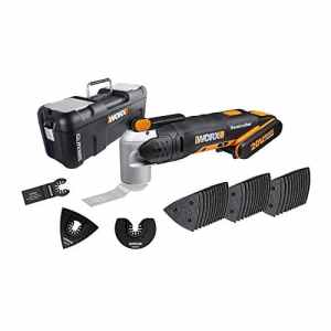 WORX sonicrafter outil multifonction sans fil» «wX678