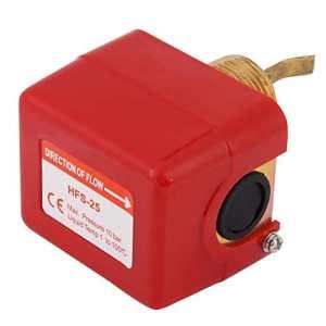 AC250V 10Bar IP54 Débitmètre d'Interrupteur Pression Interrupteur de Debit d'Eau Gamme de température -10-105 ℃