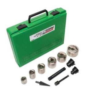 Greenlee Speed Punch 7907sbsp kit, 1/5,1cm vers 5,1cm Conduit, EN ACIER doux sans pilote