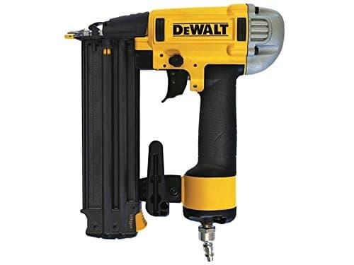 DeWalt DPN1850PP-XJ Cloueur pneumatique DNBT, Jaune/Noir, 55mm