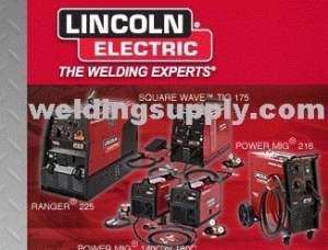 Lincoln Electric K3083–1Tracteur devanadores automatiques, 40V