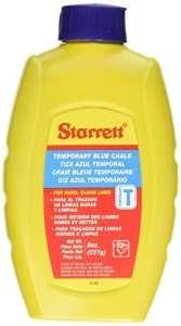 Starrett sc8b–Poudre Bleu P/Trace Starrett