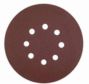 Abrasifs Disques de papier autoadhrente Ao (Pack de 50UDS.) calflex-kerr125. 320-disco 125/8gr. 32