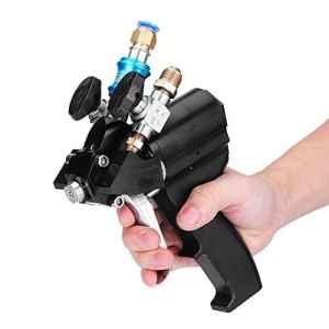 Allsome polyuréthane Rembourrage en mousse de polyuréthane haute pression Pistolet pulvérisateur P2Air purge pulvérisation Pistolet Vaporisateur Outil de pistolet de moulage Ht1762