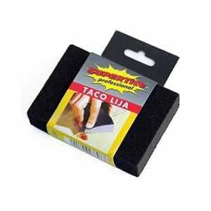 Supertite 3307 Cale à poncer avec 10 papiers abrasifs
