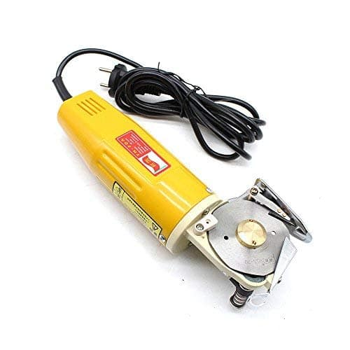 70mm Machine électrique à ciseaux à tissu chiffon de ciseaux Cutter Fabric Cutting