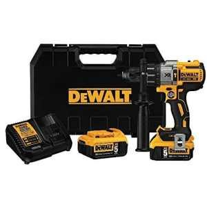 DeWalt dcd996p220V Max * XR Li-ion Brushless 3Speed Marteau Drill Kit by DEWALT