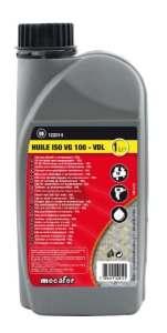 Mecafer 122014 Huile compresseur + Outils pneumatiques 1 L