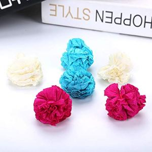 Cat toy paper flower ball cat scratching paper ball bite funny cat ball supplies cat toy ball funny cat toy