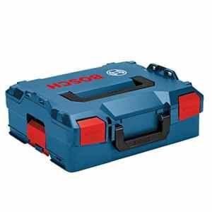 Bosch Professional 1600A012G0 L- Professional Coffret de Transport L-Boxx 136, Bleu, 357mm x 442mm x 151mm