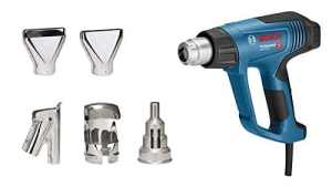 BoschProfessional Décapeur thermique GHG 23–66(2300W, plage de températures 50–650°)