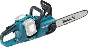 Makita Makita Duc353z 350 mm 18 V BL LXT Brushless 2 tronçonneuse – Bleu