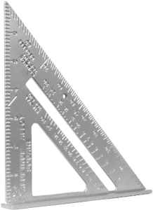 Performances Outil W5052 Rafter Square, 17,8 cm, Aluminium