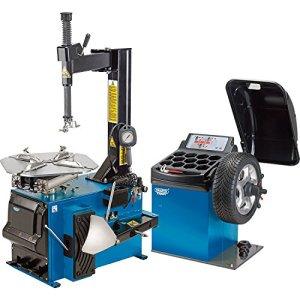 Draper * Température/WB100Changeur de pneu et roue Balancer kit, Bleu