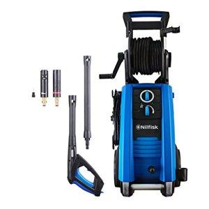 Nilfisk 128470799 Nettoyeur Haute Pression P 160 Bars avec Moteur à Induction P160.2-12, Bleu