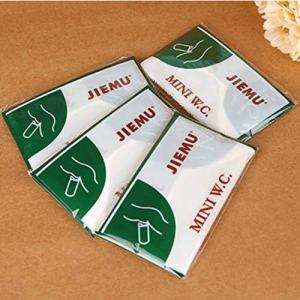 Urine et sac d'urine commode Sac d'urine de véhicule de tourisme Touring Portable pour hommes et femmes Collection d'urine Sac Airsickness Sacs vert