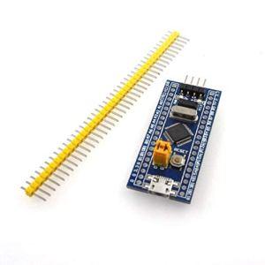 WEIHAN HW-267 STM32F103C8T6 Carte système minimale Carte principale de microcontrôleur ARM STM32