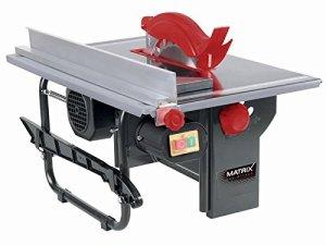 Matrix MXPT-210100080 Scie à table, Gris