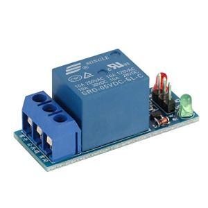 Module de carte d'interface de déclencheur de niveau bas 1 canal CC 5V avec kit de protection pour lampe électronique