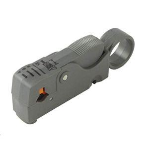 MachinYesell Outil de ménage multifonctionnel rotatif coaxial coaxial outil de coupe de câble RG58 RG59 RG6 matériel dénudeur de fil