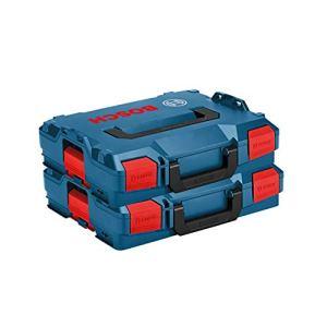 Bosch L-Boxx Lot de 2 boîtes L-Boxx taille Modèle 1/102 – Modèle innovant L-BOXX