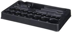 Facom PL.M01 Plateau Plastique, Noir