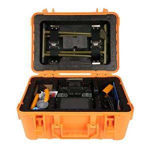 Pince à épiler par fusion, pince à épiler optique à fusion, machine d'estampage de soudure à fibre optique A-81S, pince à épiler à soudure automatique optique pour SM/MM/DS/NZDS