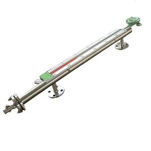 Plage de niveau 500mm sortie 4~20ma et affichage mécanique indicateur de niveau de liquide