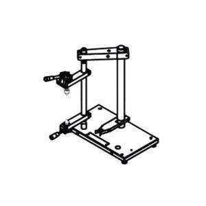 Mahr 5115763 Millimar MV52 Support de mesure vertical à deux positions pour dimensions extérieures 40 mm