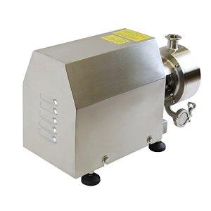 Pompe à émulsion avec roulettes 7,5 kW