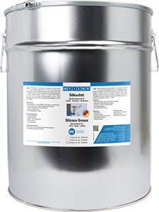 WEICON 26350925 Graisse Silicone 25,0 kg