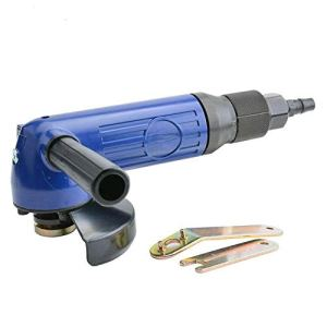 HYY-AA Portable Practica pneumatiques 4″ Angle pneumatique à couple élevé Grinder, 100mm meuleuses d'outils à main Outils industriels